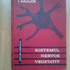 W0a Sistemul Nervos Vegetativ - I. Haulica