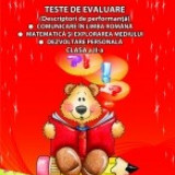 Teste de evaluare (descriptori de performanta). Clasa a 2-a