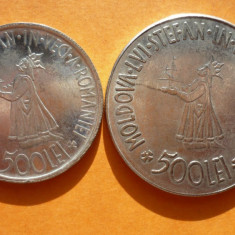 500 LEI 1941 - Moneda Romania