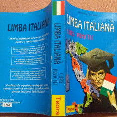 Limba Italiana. Curs Practic - Haritina Gherman - Curs Limba Italiana teora