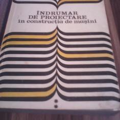 INDRUMAR DE PROIECTARE IN CONSTRUCTIA DE MASINI-I.DRAGHICI VOL II/431 PAG.1982