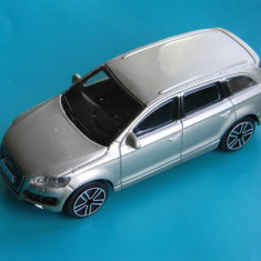 Macheta auto - Bburago - AUDI Q7, 1:43