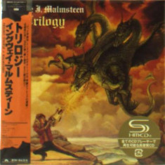 Yngwie Malmsteen - Trilogy -Shm-Cd- ( 1 CD ) - Muzica Rock