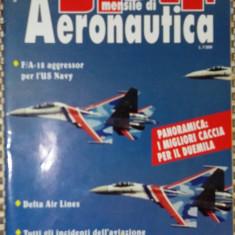 MENSILE DI AERONAUTICA. REVISTA ITALIANA AERONAUTICA NR. 3, 1995