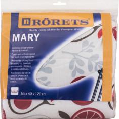 Husa masa calcat Mary 40X120 Pasla - Smochine rosii Rorets - Masa de calcat