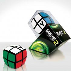 Rubik incepatori - V-CUBE bombat - cub rubic 2x2x2 viteza - Jocuri Logica si inteligenta