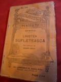 Seneca - Linistea Sufleteasca - BPT 114 Ed.Universala Alcalay ,trad. Gr.Goilav