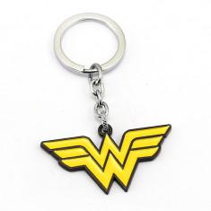 Breloc Wonder Woman (metal) - Breloc Dama