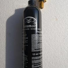 Butelie CO2 paintball cu valva pin - Echipament paintball