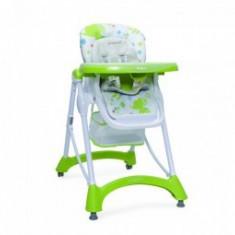 Scaun de masa pentru copii 6 Luni+ Cangaroo Mint Verde