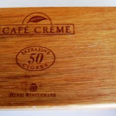 Cutie tigari Cafe Creme