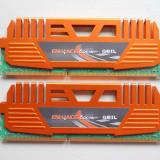 Kit Dual Channel Memorie Ram Geil Corsa 4 GB (2X2) DDR3 1333 Mhz