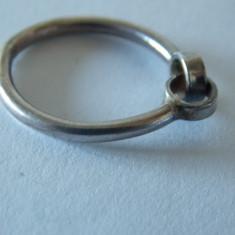 Inel argint vintage -2438