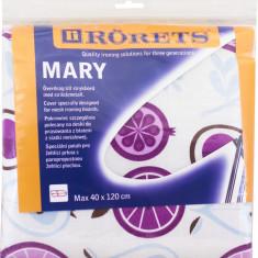 Husa masa calcat Mary 40X120 Pasla - Smochine violete Rorets - Masa de calcat