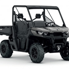 Can-Am Traxter XT HD10 Pure Magnesium Metallic '18 - ATV