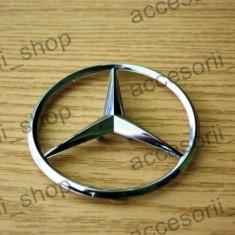 Emblema MERCEDES 90 mm - Embleme auto, Mercedes-benz