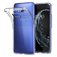 Husa Spigen HTC U11 Liquid Crystal carcasa dura H11CS21939 - Husa Telefon SPIGEN, Transparent
