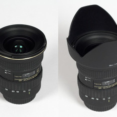 Tokina AF 12-24mm f/4 AT-X Pro DX (Nikon) - Obiectiv DSLR