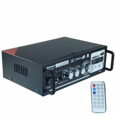 Amplificator Statie Amplificare Stereo Audio 2x30W / Bluetooth, USB, Mp3, Radio - Amplificator audio