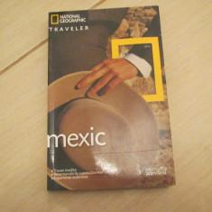 NATIONAL GEOGRAPHIC TRAVELER GHID TURISTIC MEXIC BIBLIOTECA ADEVARUL - Ghid de calatorie