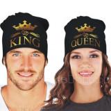 Caciula, Caciuli, King & Queen, Bff, New York, Etc. Unisex > pretul la 1 bucata, Din imagine, Marime universala