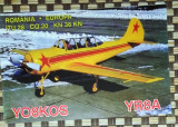 AEROSTAR BACAU - AVION YAK-52. PLIANT PROMOTIONAL (PC26)