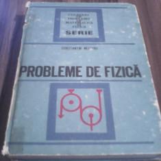 PROBLEME DE FIZICA-CONSTANTIN NECSOIU 1971 - Culegere Fizica