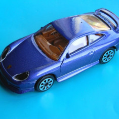 Macheta auto - Bburago - PORSCHE CARRERA 911, 1:43