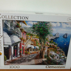 Puzzle Clementoni High Quality Collection 1000 piese