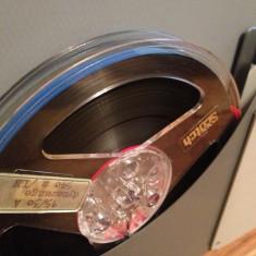 Banda Magnetofon SCOTCH in cutie - diametru rola 15 cm - stare Impecabila/RFG