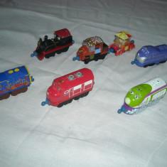 Chuggington - Wilson, Brewster, Koko, Hodge, Harrison, Old Pete - Trenulet Learning Curvee, Locomotive