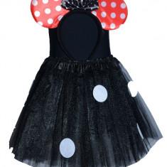 Costum Minni Mouse -Midex CMMN, Negru