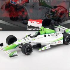 Macheta Carlos Munoz DW12 #34 Verizon Indy Car Series 2014 Andretti 1:18 - Macheta auto