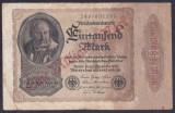 Bancnota Germania 1 Miliard Marci 1923 - P113a VF ( supratipar )