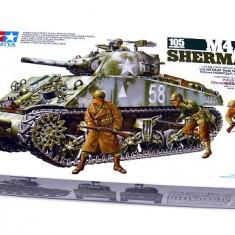 + Macheta 1/35 Tamiya 35251 - M4A3 Sherman 105mm Howitzer +