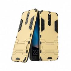 Husa hibrid g-shock pentru Huawei Mate 10 Lite, auriu - Husa Telefon