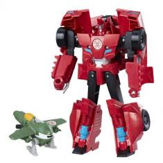 Figurine Transformers Activator Combiner Great Byte si Sideswipe - Figurina Povesti Hasbro