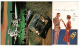 ILUSTRATE CU RECLAMA TIGARI CAMEL LAND ROVER DOUGLAS DC 2