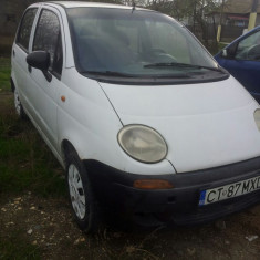 Matiz, An Fabricatie: 2004, Benzina, 15000 km, 796 cmc