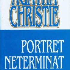 Portret neterminat - Agatha Christie - Carte politiste