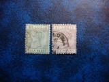 ST. LUCIA  REGINA VICTORIA ANGLIA/COLONII, Stampilat