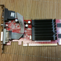 Placa Video Asus Radeon X300 SE 128MB PCIe (14146) - Placa video PC Asus, PCI Express, Ati