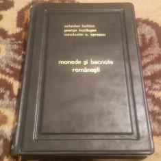 Monede si bancnote romanesti - catalog editie limitata