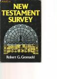 NEW TESTAMENT SURVEY, R.G Gromacki