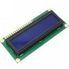 Display albastru LCD 1602 16x2 controller HD44780/ arduino