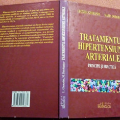 Tratamentul Hipertensiunii Arteriale. Principii Si Practica - L. Gherasim - Carte Cardiologie