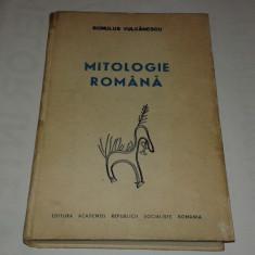 ROMULUS VULVANESCU - MITOLOGIE ROMANA - Carte mitologie