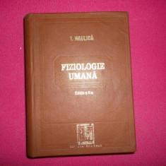Fiziologie Umana An 1997/1369pag- Haulica