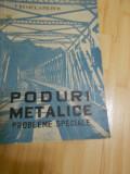 T. REVICI--PODURI METALICE - PROBLEME SPECIALE - 1960