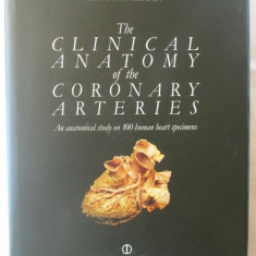 THE CLINICAL ANATOMY OF THE CORONARY ARTERIES, Horia Muresian, 2009. Carte noua - Carte Cardiologie